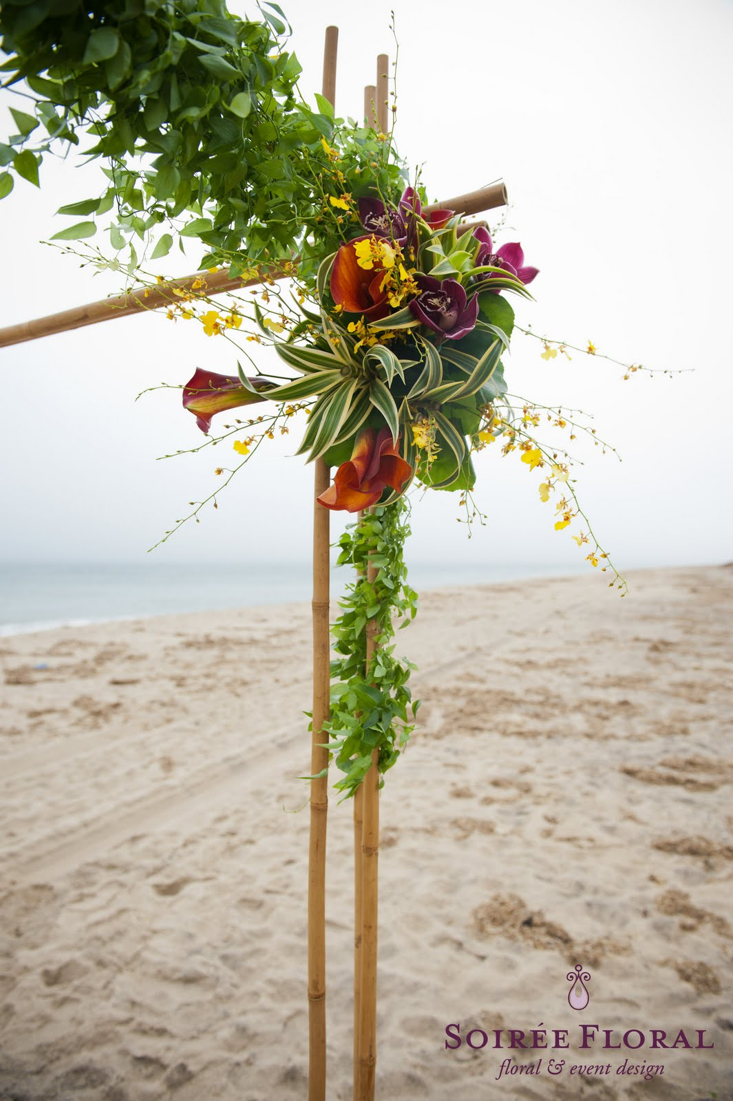 A Fall Inspired Wedding at The Summer House - Soiree Floral