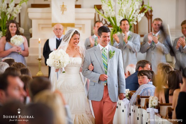 Throw Back Thursday – A 2008 Nantucket Wedding