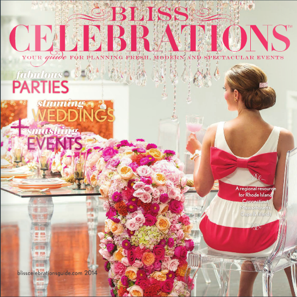 A Wauwinet Wedding Featured in Bliss Magazine
