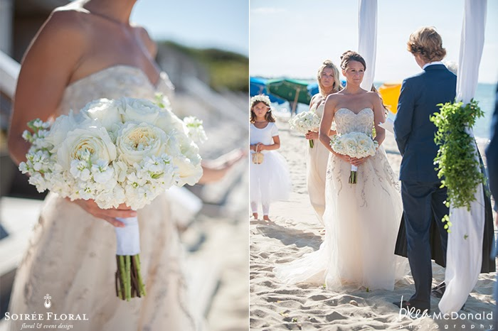 Galley Beach Wedding Featured on Grey Likes