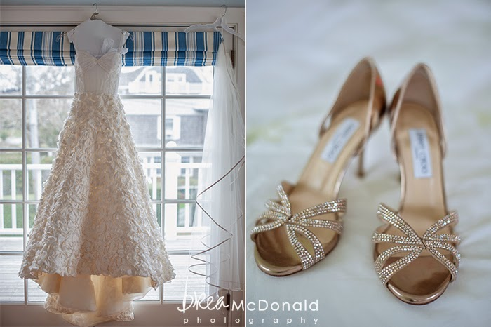 Nantucket Yacht Club Wedding Featured on Town & Country