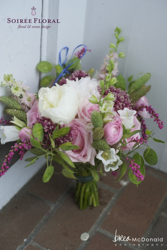 The Lonely Bouquet with Soirée Floral