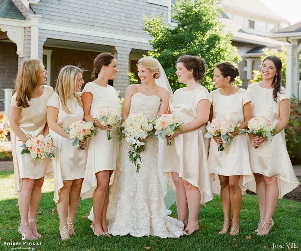 Nantucket Wedding at the 'Sconset Casino Featured on Wedding Chicks by Jose Villa and Soirée Floral