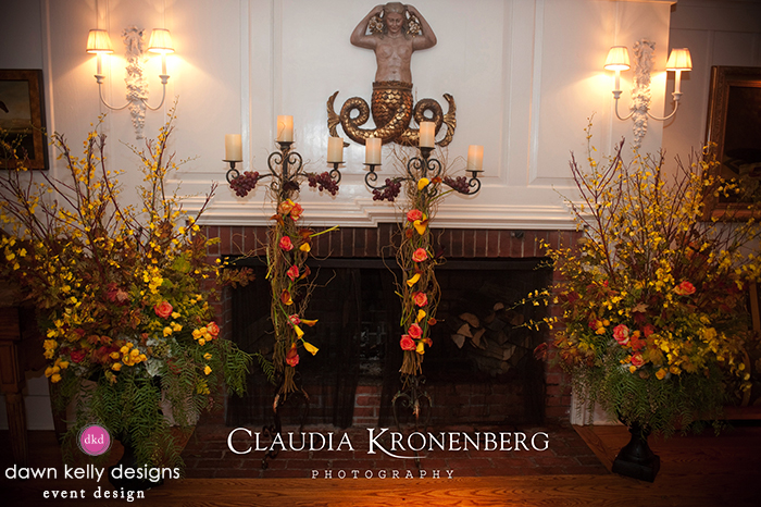 Throw Back Thursday – A Surprise Wedding at the Wauwinet Inn with Soirée Floral
