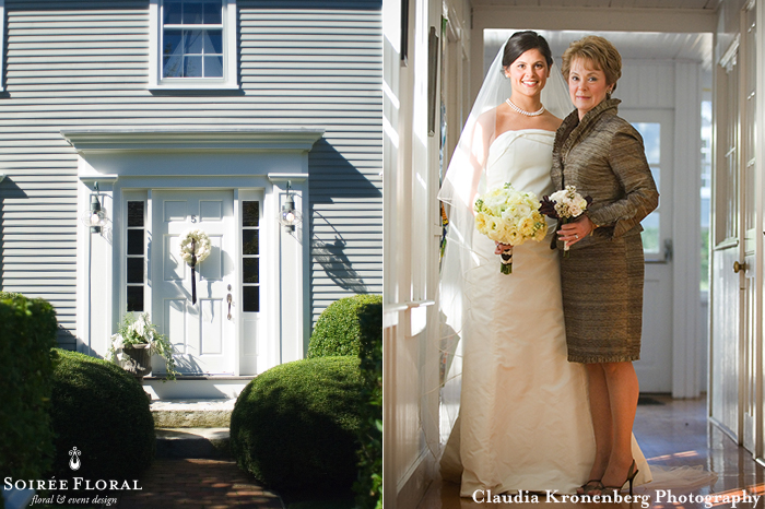 Throw Back Thursday – An Elegant Nantucket Wedding at the 'Sconset Casino
