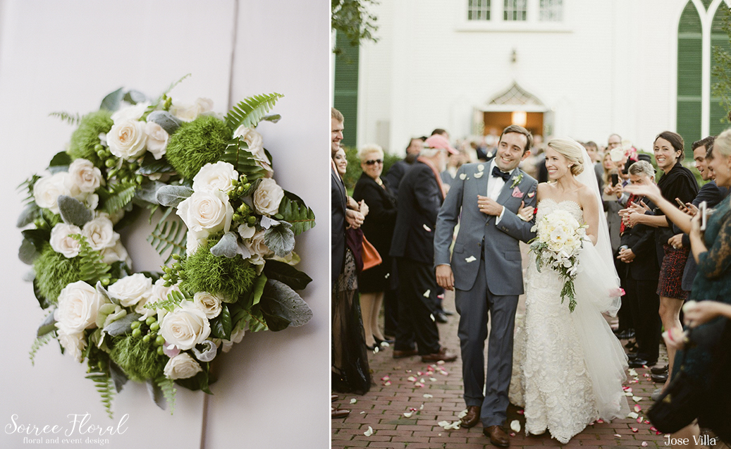 Jose Villa Nantucket Wedding Soiree Floral 2