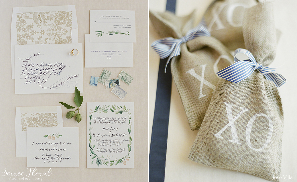 Jose Villa Nantucket Wedding Soiree Floral 4