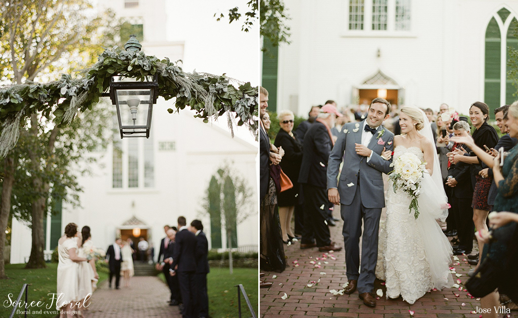 Jose Villa Nantucket Wedding Soiree Floral 6