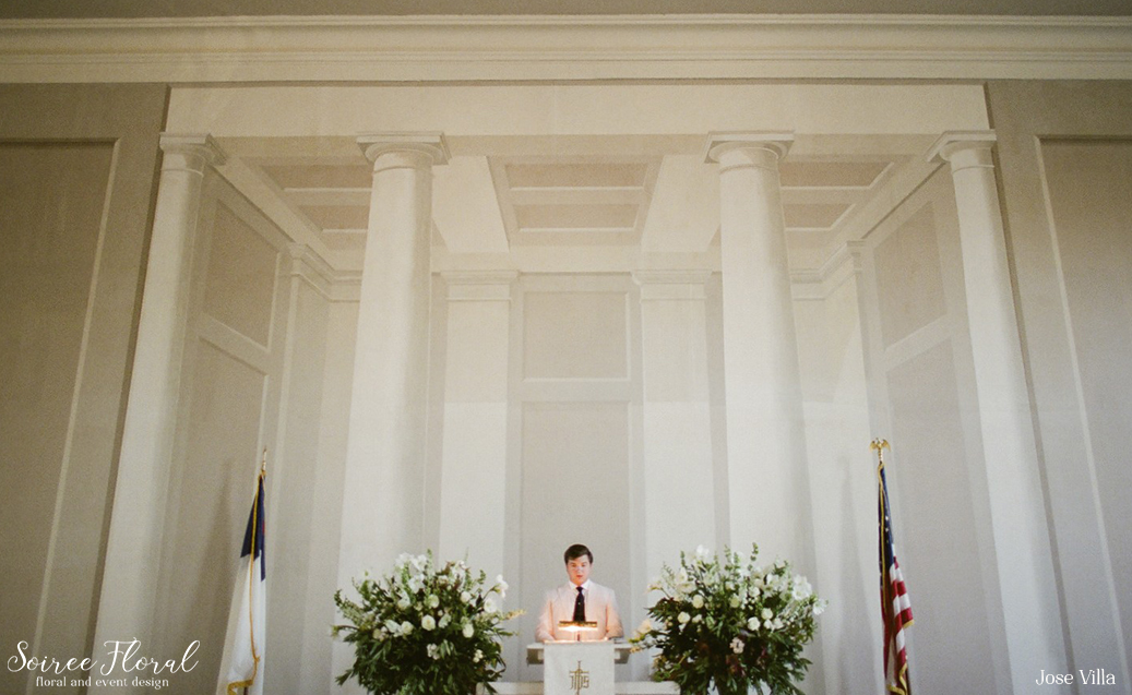 Jose Villa Nantucket Wedding Soiree Floral 8