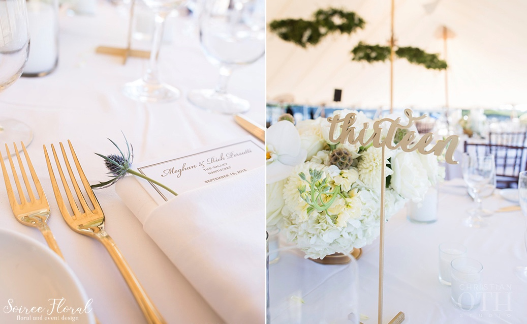 Gold-Reception-Tented-Wedding-Soiree-Floral-Nantucket 11