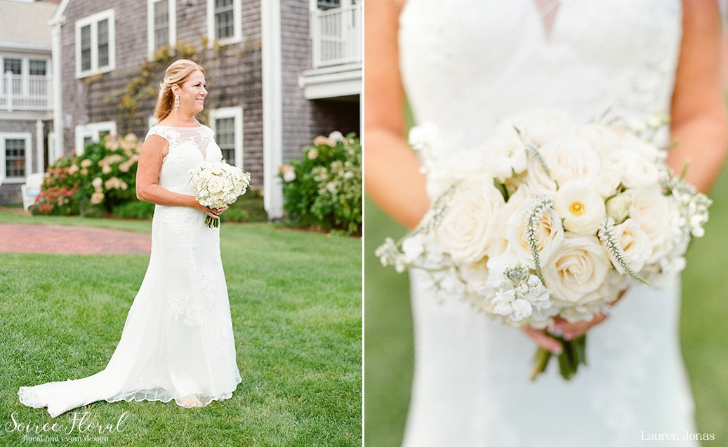 Intimate Nantucket Wedding Soiree Floral 5
