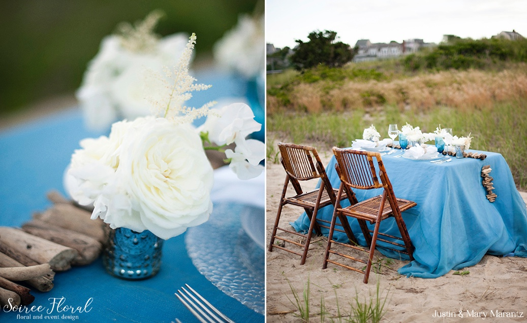 Justin & Mary Marantz – Nantucket Photo Shoot – Soiree Floral 3