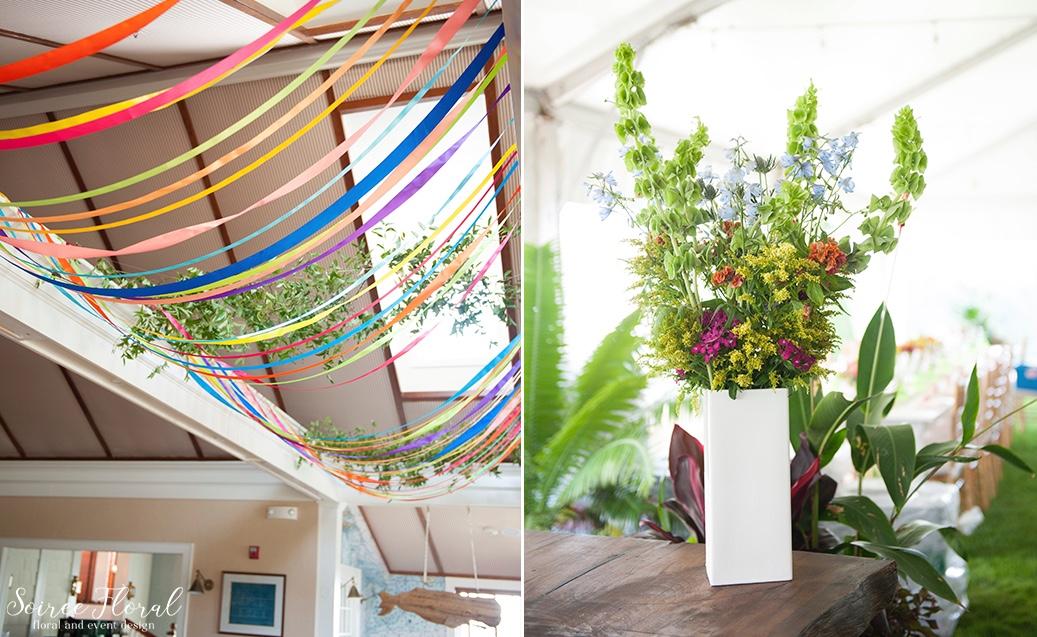 Westmoor Club Gala Soiree Floral Nantucket 4