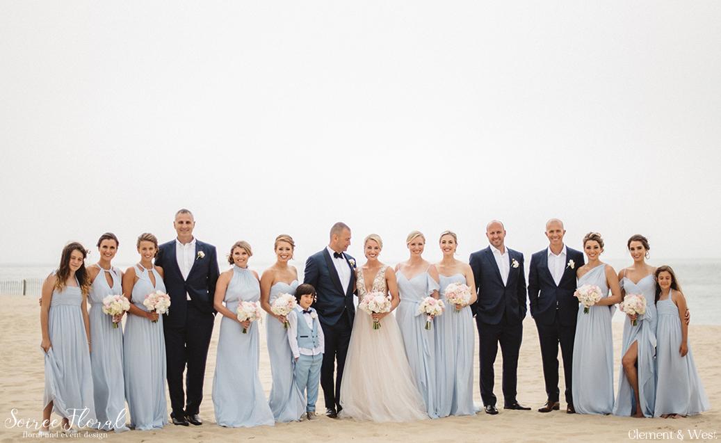 Galley Beach Wedding
