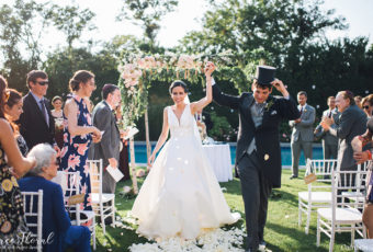 Nantucket Sconset Casino Wedding