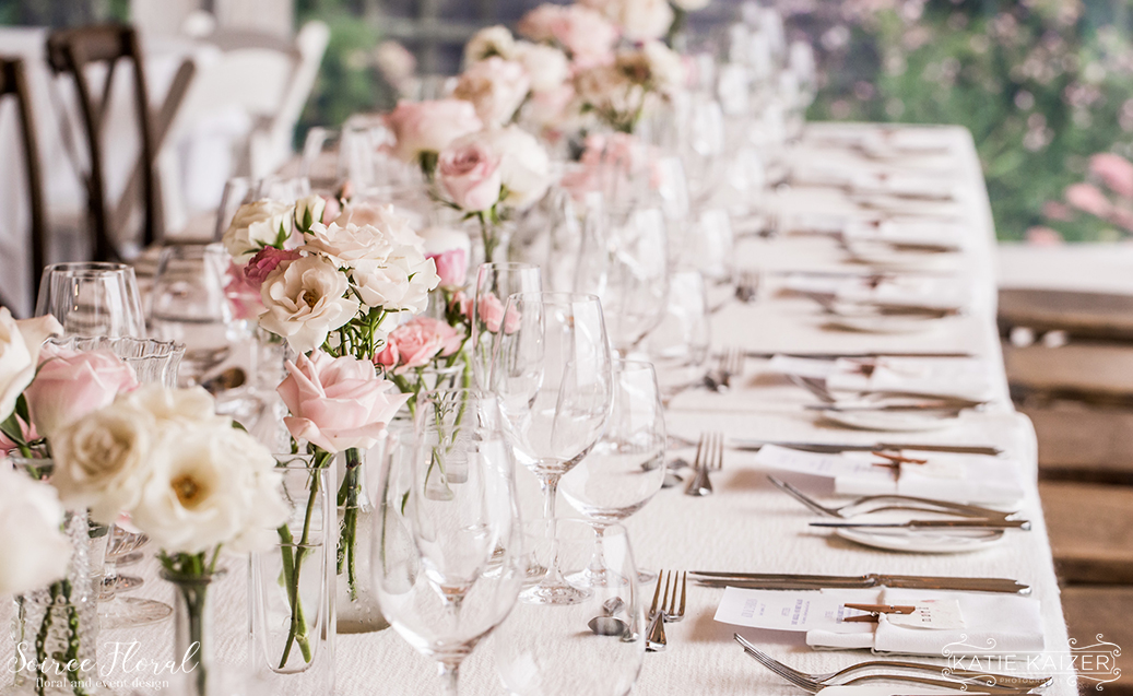 Blush and White – Nantucket Wedding White Elephant