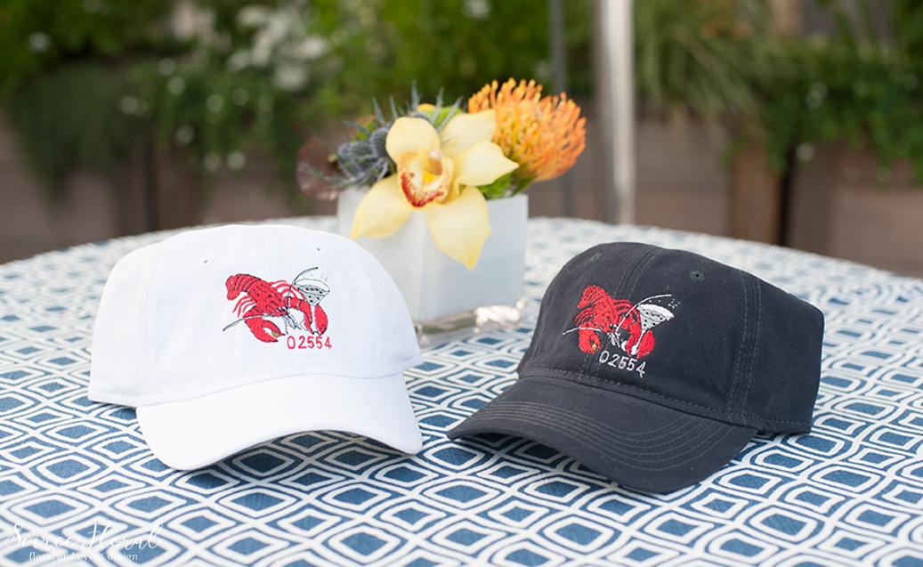 Custom Hats – Nantucket Party