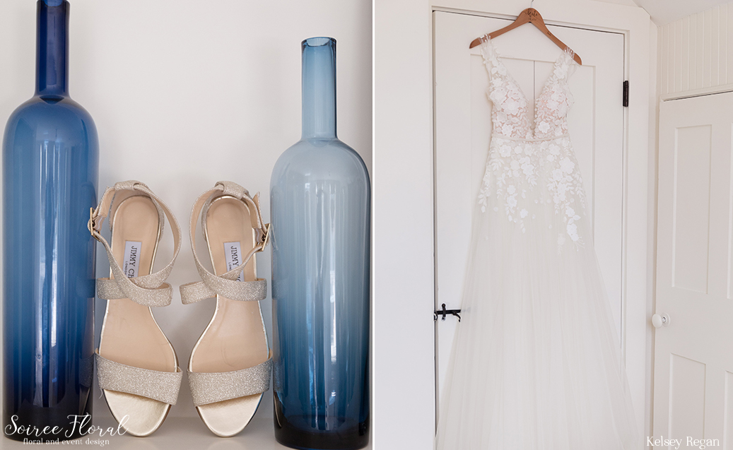 Jimmy Choo Nantucket Wedding Shoes