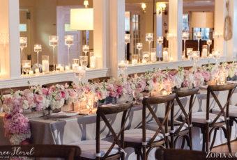 Nantucket Yacht Club Wedding