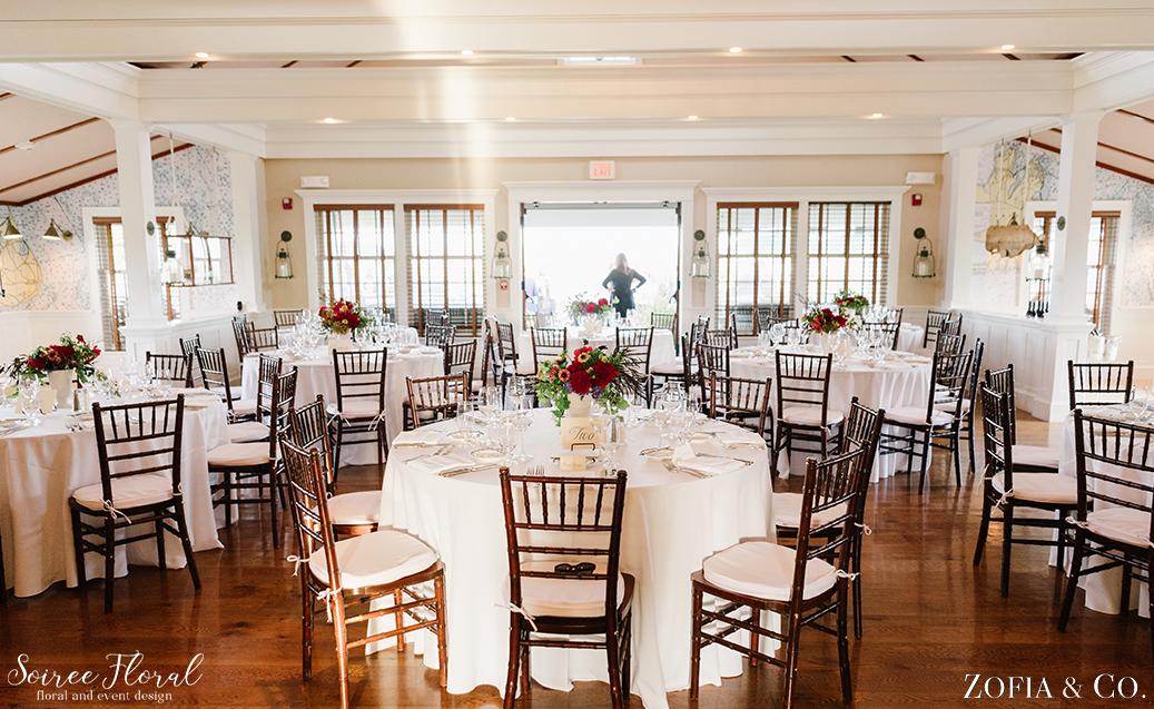 Nantucket Rehearsal Dinner – Westmoor Club4