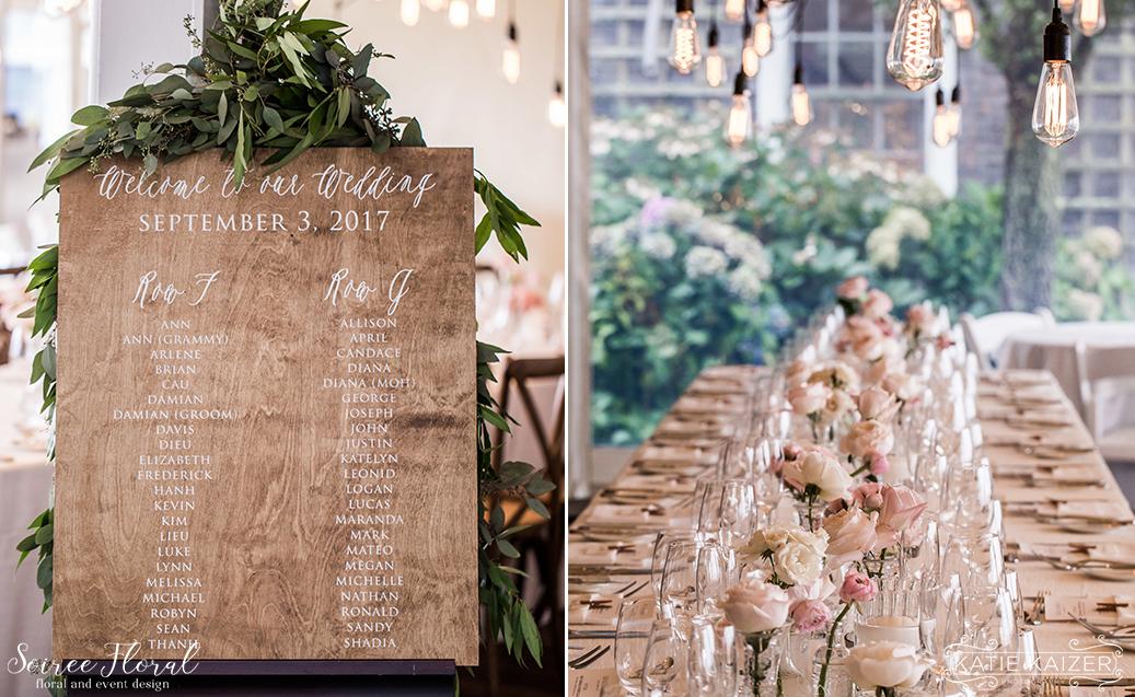 Pink Wedding Flowers – White Elephant Nantucket