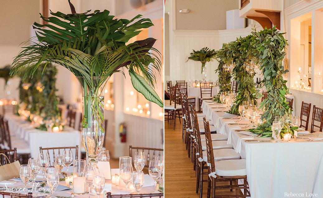 Wedding Reception Nantucket Yacht Club