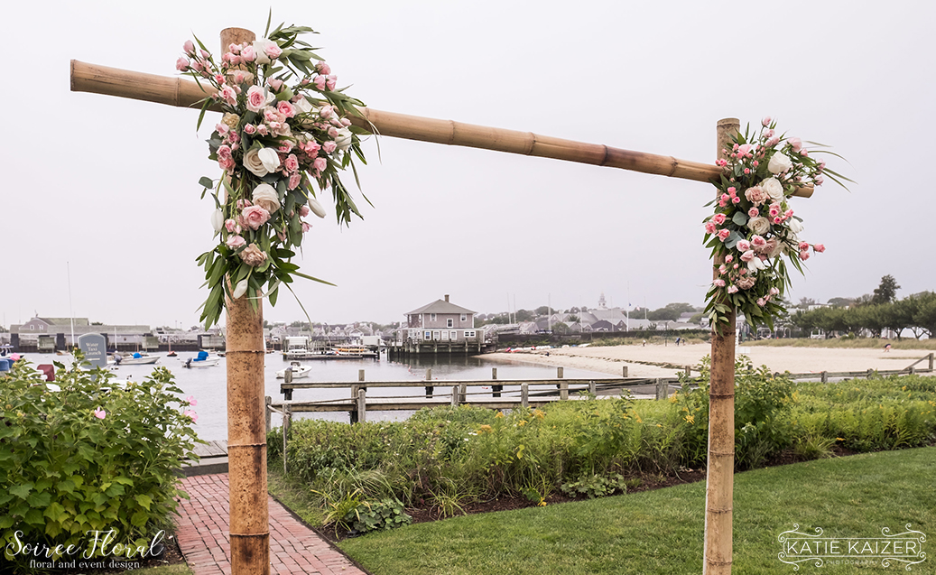 White Elephant Wedding – Pink Flowers – Soiree Floral