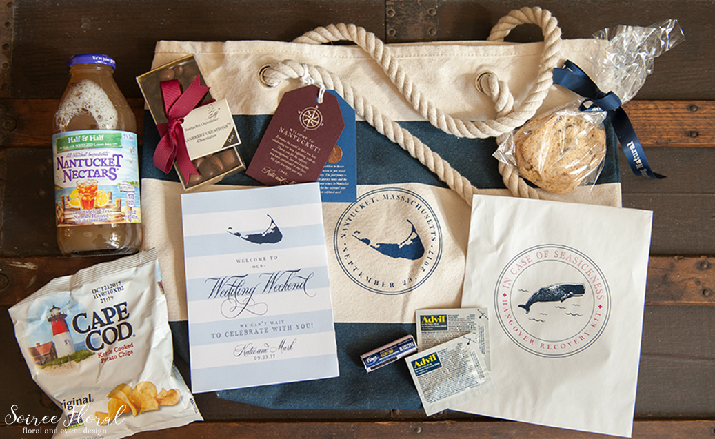 Wedding Welcome Gifts – Nantucket-1