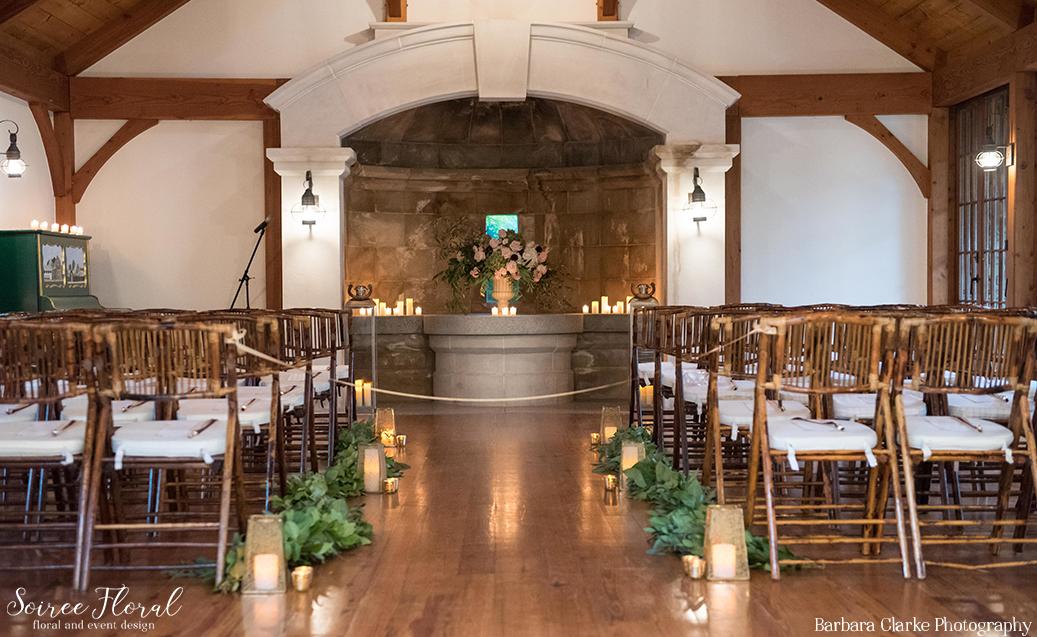 Westmoor Farm Ceremony – Soiree Floral