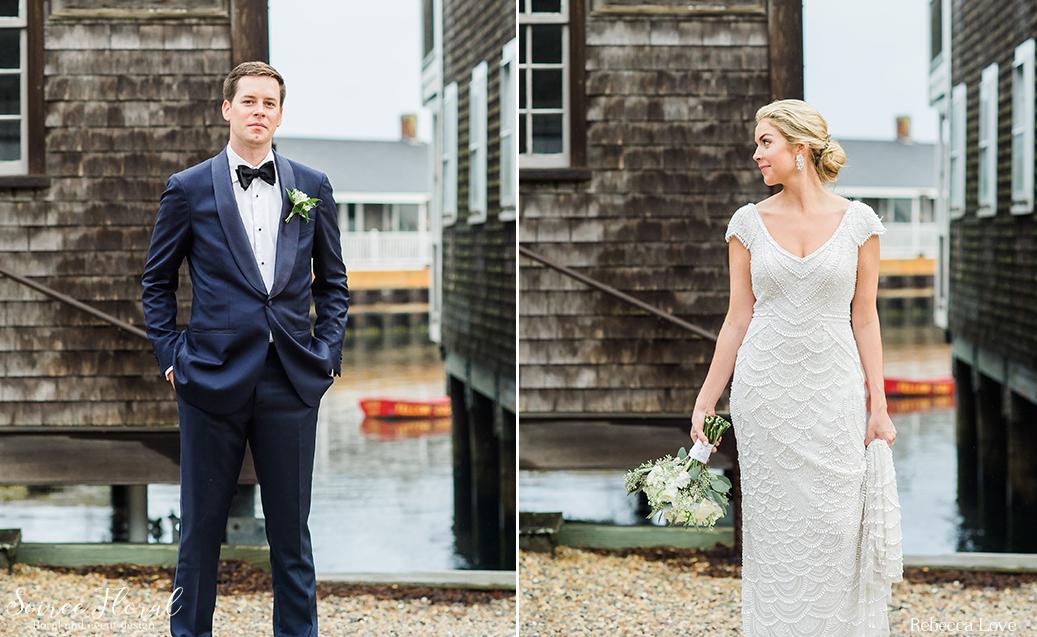 Whaling Museum Wedding Nantucket Island – Soiree Floral7