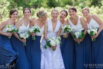 nantucket bridesmaids