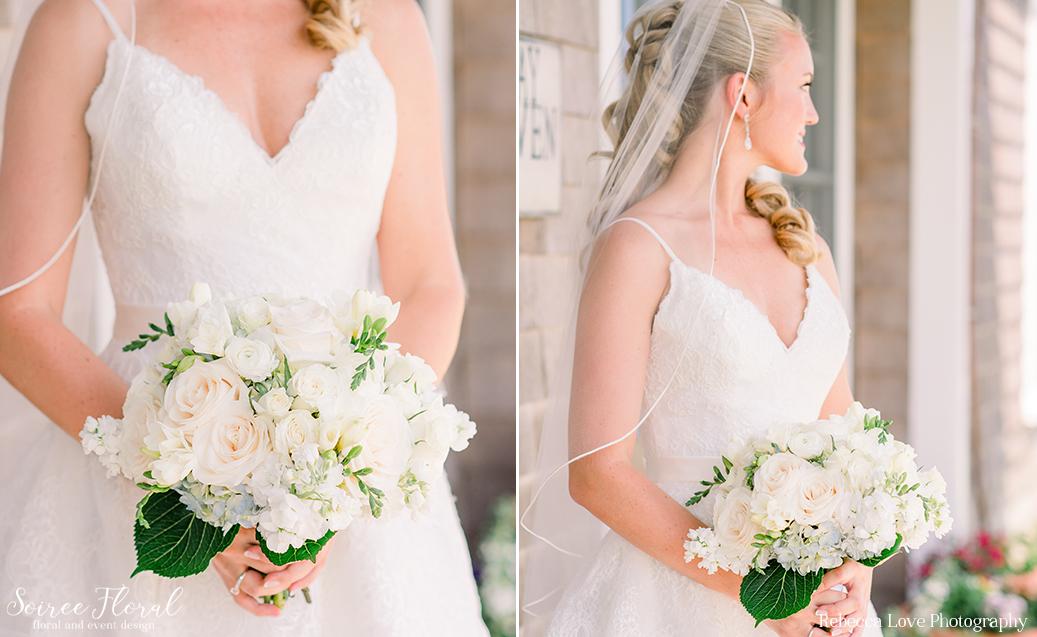Classic Nantucket Wedding – Soiree Floral – Rebecca Love Photography 1