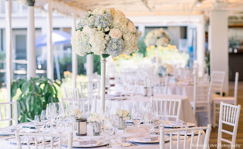 Classic Nantucket Wedding – Soiree Floral – Rebecca Love Photography 3