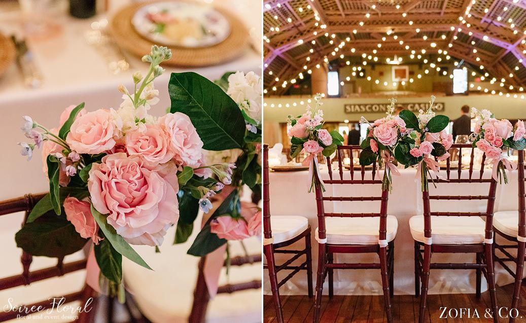 Sconset Casino Wedding – Soiree Floral – Zofia Photo 3