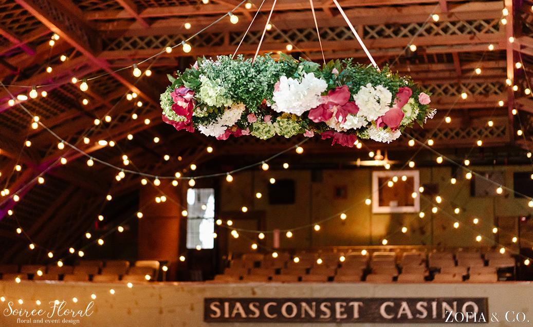 Sconset Casino Wedding – Soiree Floral – Zofia Photo 4