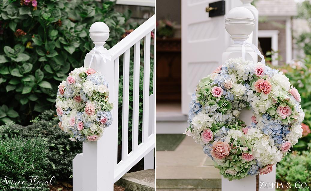Sconset Chapel Wedding – Soiree Floral – Zofia Photo 3