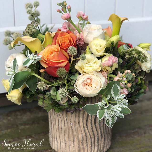 Summer Flower Delivery Nantucket Florist