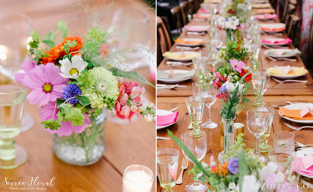 Wildflower Nantucket Wedding – Soiree Floral – Zofia Photo7