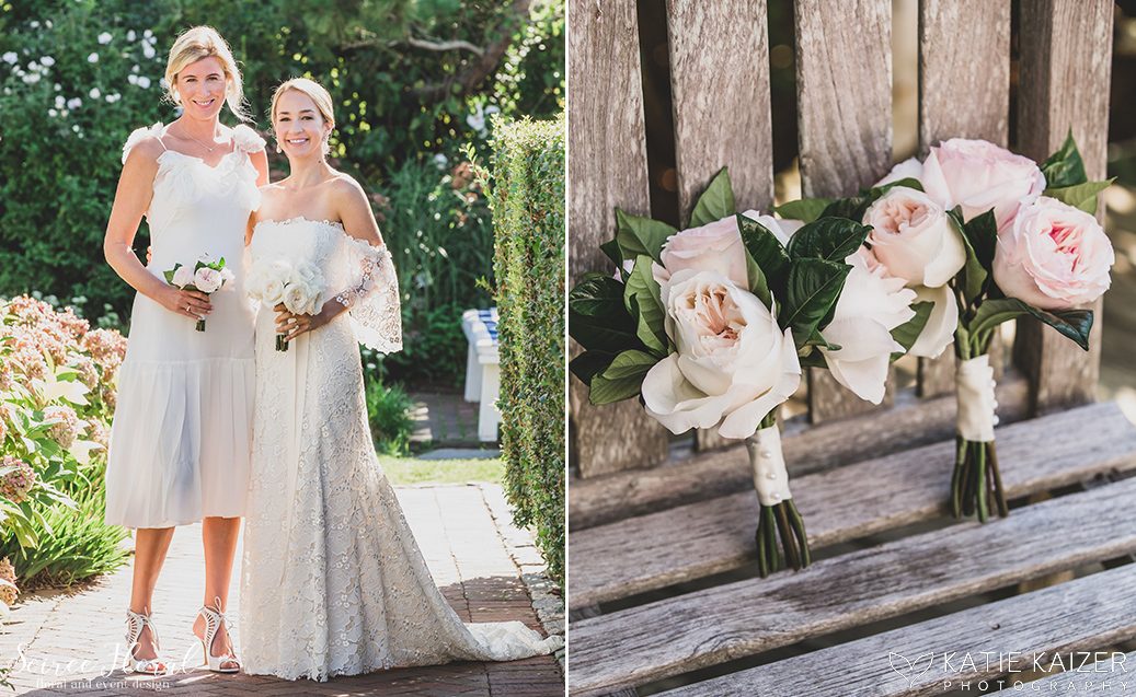 Blue and White Wedding at Wauwinet – Nantucket – Soiree Floral 3