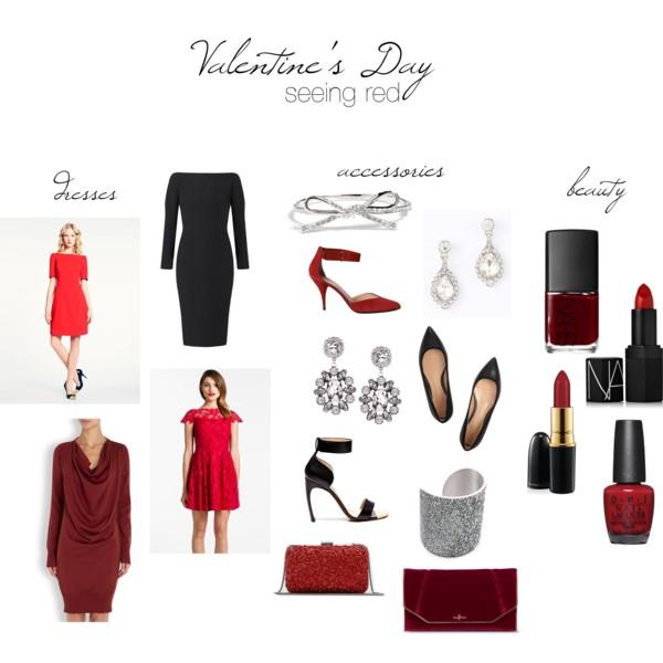 Valentine's Day - Seeing Red