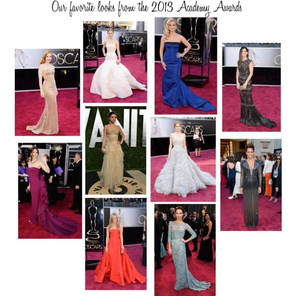 Our Favorite 2013 Oscar Looks
