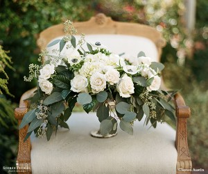 the Wauwinet wedding florist