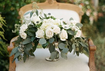 the Wauwinet wedding florist