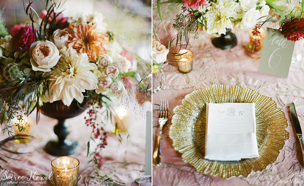 Jose Villa Nantucket Wedding Soiree Floral 7