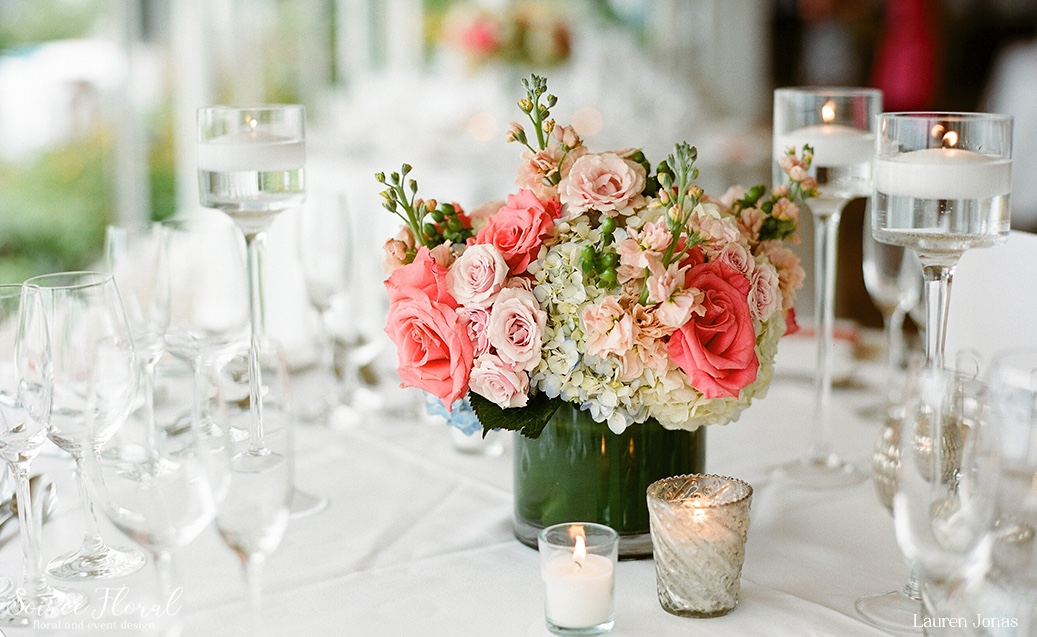 Intimate Nantucket Wedding Soiree Floral 7