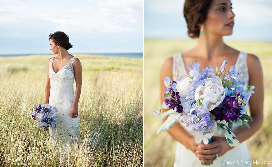 Justin & Mary Marantz – Nantucket Photo Shoot – Soiree Floral 1
