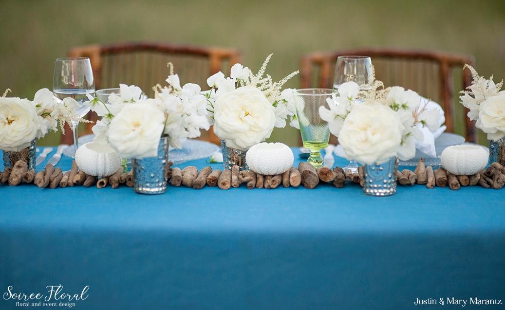 Justin & Mary Marantz – Nantucket Photo Shoot – Soiree Floral 6