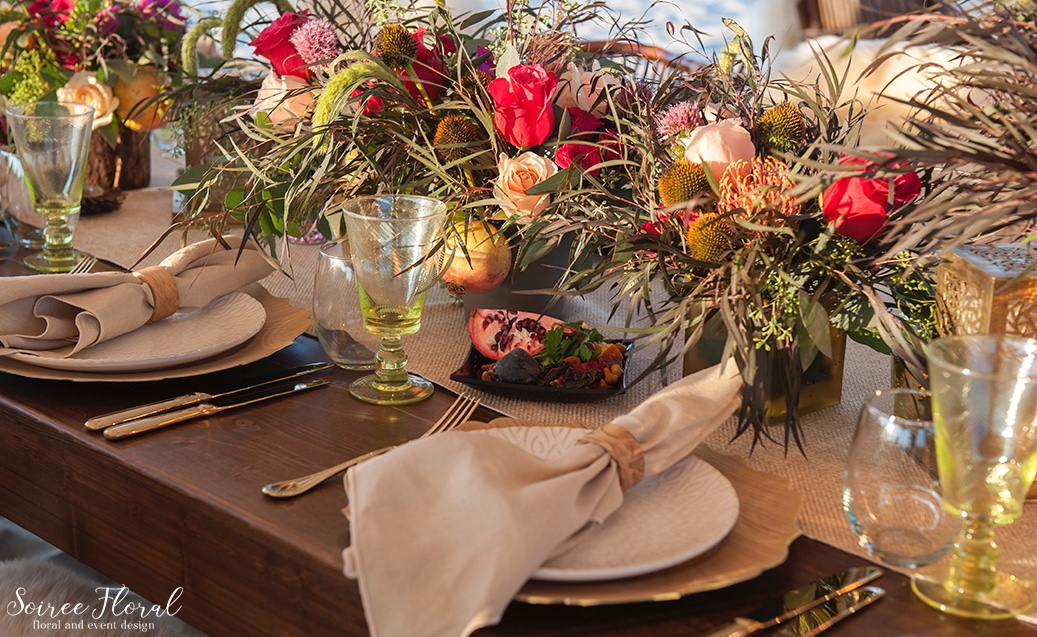 Moroccan Beach Party_Soiree Floral_Nantucket 4