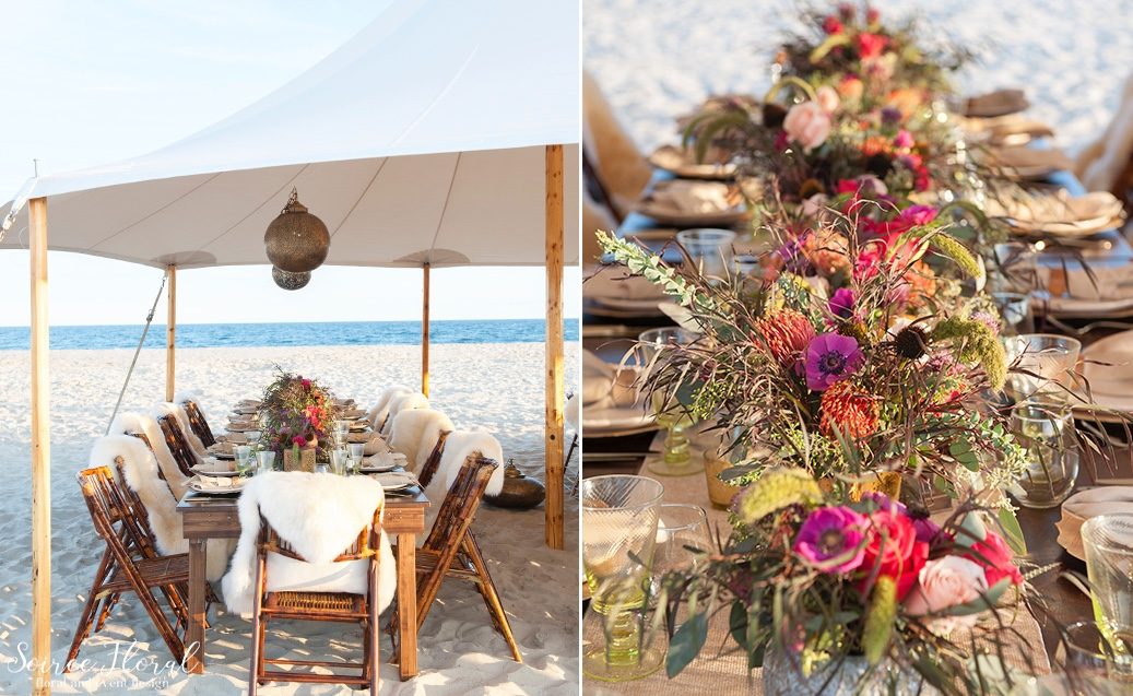 Moroccan Beach Party_Soiree Floral_Nantucket 7