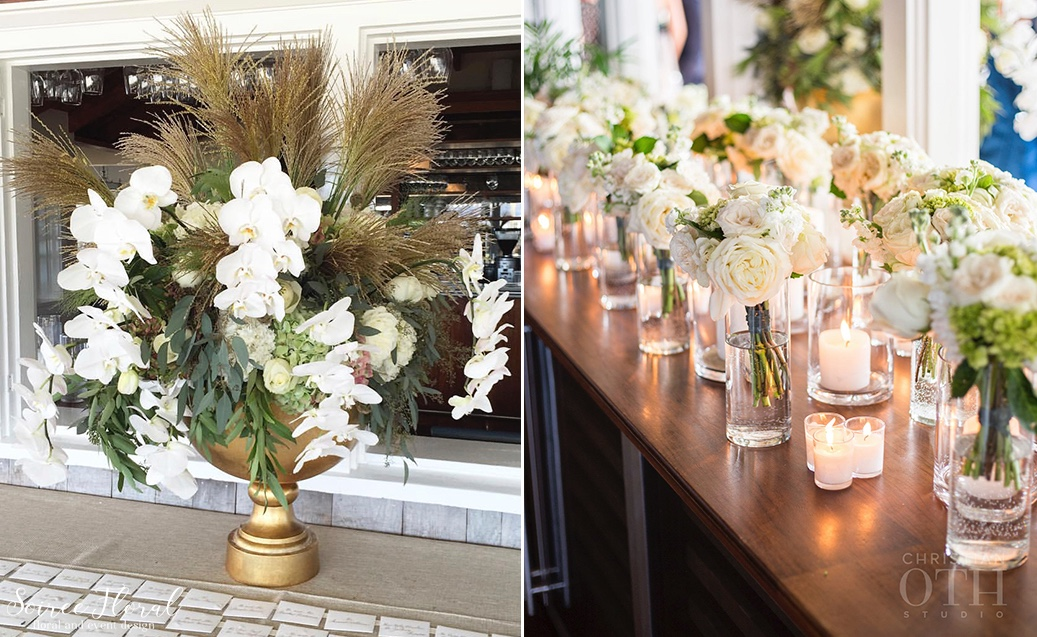 Pampass-Grass-Gold-Urn-Nantucket-Wedding-Soiree-Floral 8
